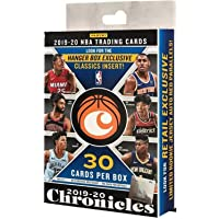 $61 » 2019/20 Panini Chronicles NBA Basketball HANGER box (30 cards/bx)