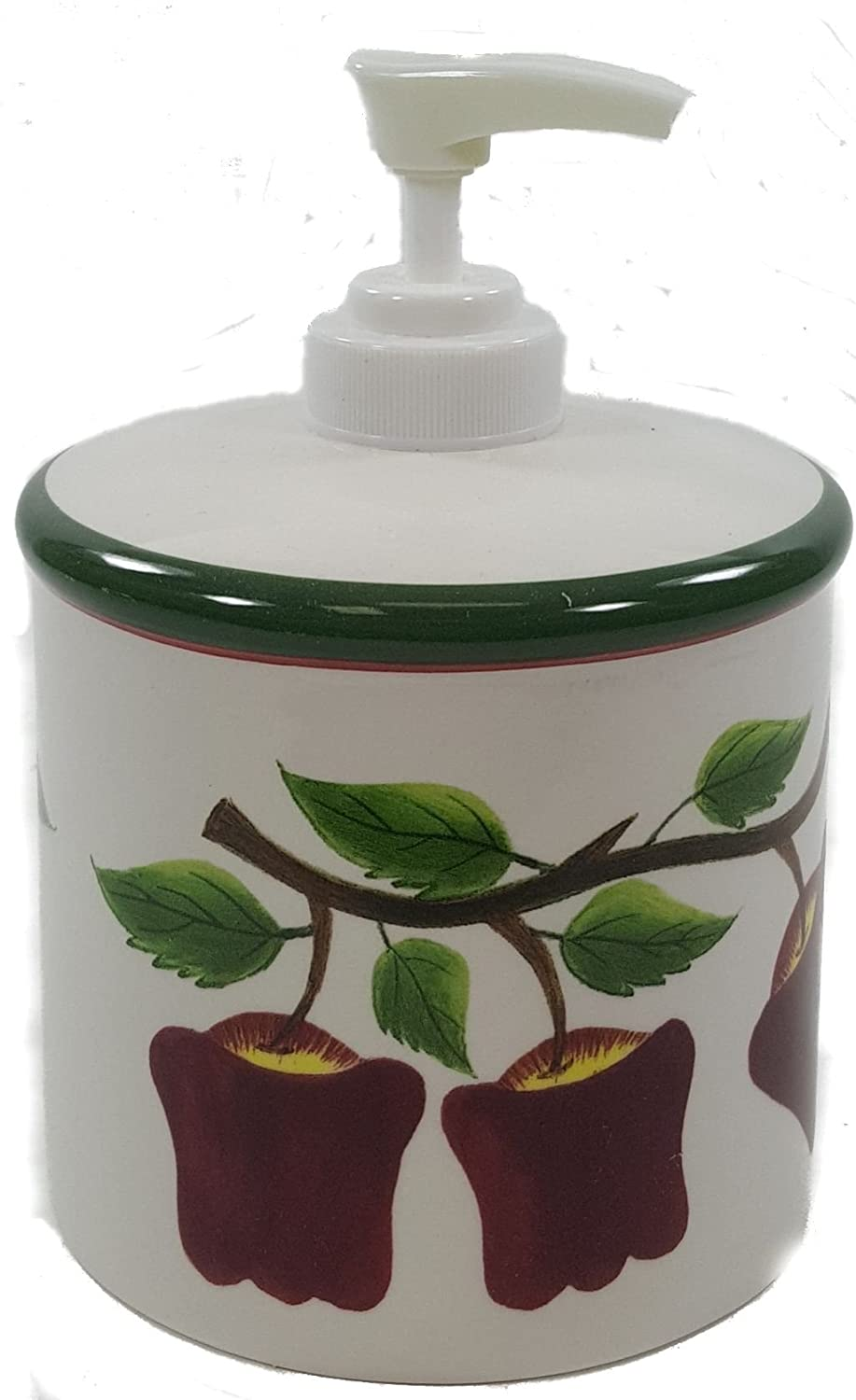 Apples Soap Dispenser