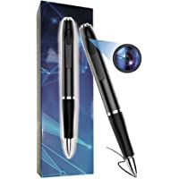 Hidden pen camera with spy protection cover HD 1080P built-in 32GB pen camera. The 2020 new technology pen camera has a…