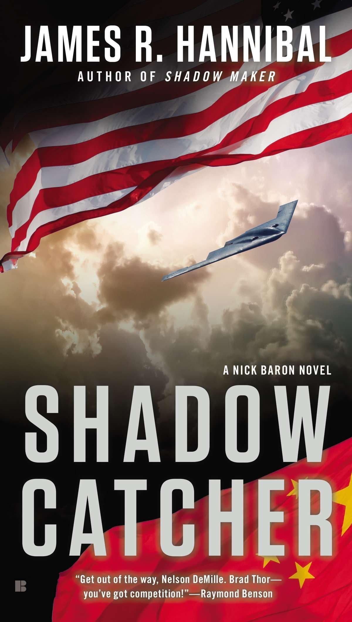 Amazon.com: Shadow Catcher (Nick Baron Series) (9780425266885): James R.  Hannibal: Books