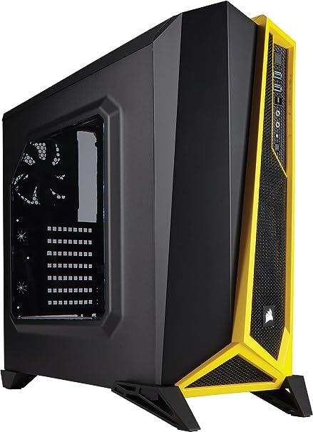 Corsair Carbide Spec-Alpha - Caja de PC, Mid-Tower ATX, Ventana ...