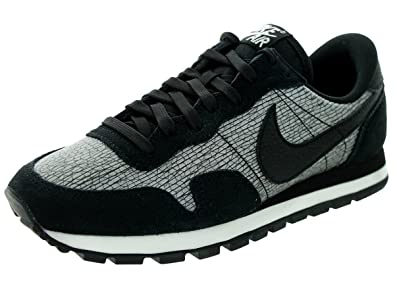 separation shoes e7912 aefc0 Nike Air Pegasus 83 Premium BlackMetalic 749667-001 (Size 9