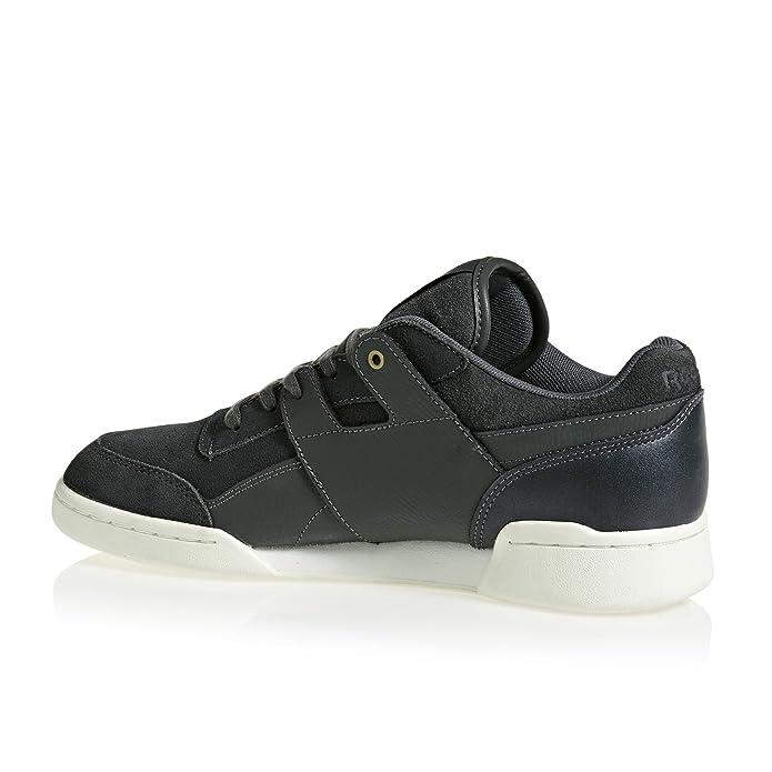 c3bf8b3c08995 Reebok Workout Plus MCC Men Grey  Amazon.co.uk  Shoes   Bags