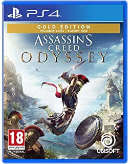 Assassins Creed Odyssey Gold Edition Inkl Season Pass