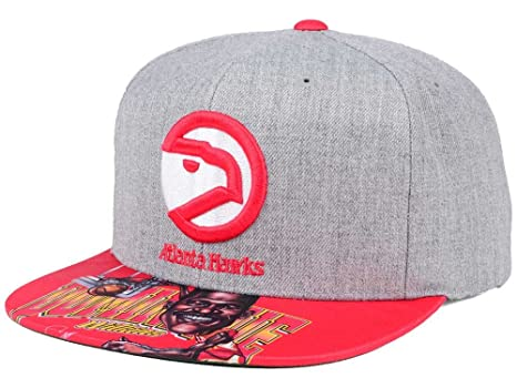 602296fc Amazon.com : Mitchell & Ness Atlanta Hawks Dominique Wilkins NBA ...