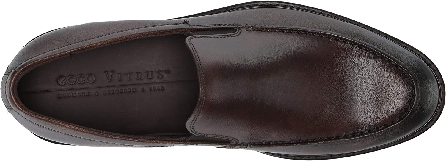 ECCO Mens Vitrus 3.0 Moc Slip-on Oxford