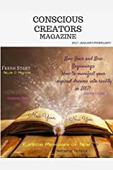 Conscious Creators Magazine: New Beginnings Kindle Edition