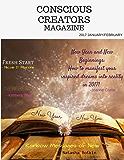Conscious Creators Magazine: New Beginnings