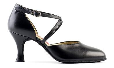 varietà larghe il più votato genuino vari tipi di PAOUL Basic Scarpe da Ballo Donna Tango Argento Ballo ...
