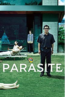 Image result for parasite movie poster