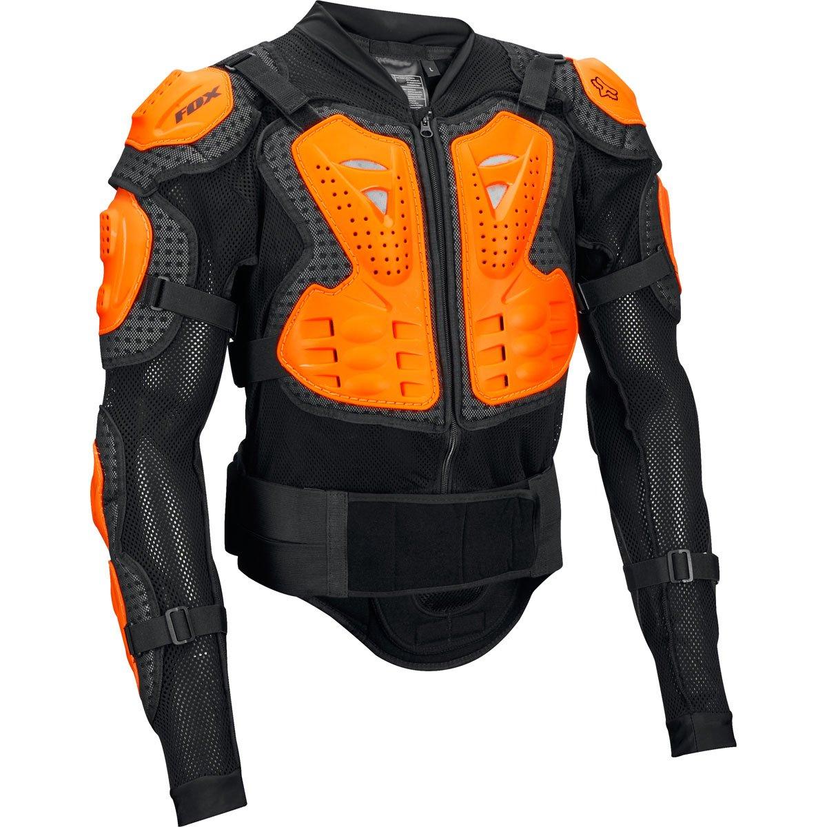 Fox Racing Titan Sport Jacket-Black/Orange-S