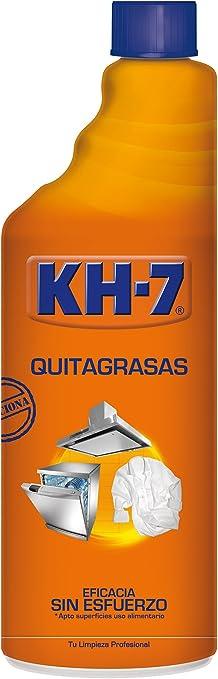 Kh 7 Quitagrasas Producto de Limpieza - 0,75 l: Amazon.es: Alimentación y bebidas