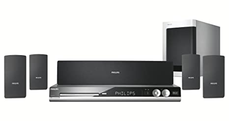 Philips HTS3450/55 Home Theater Windows 7
