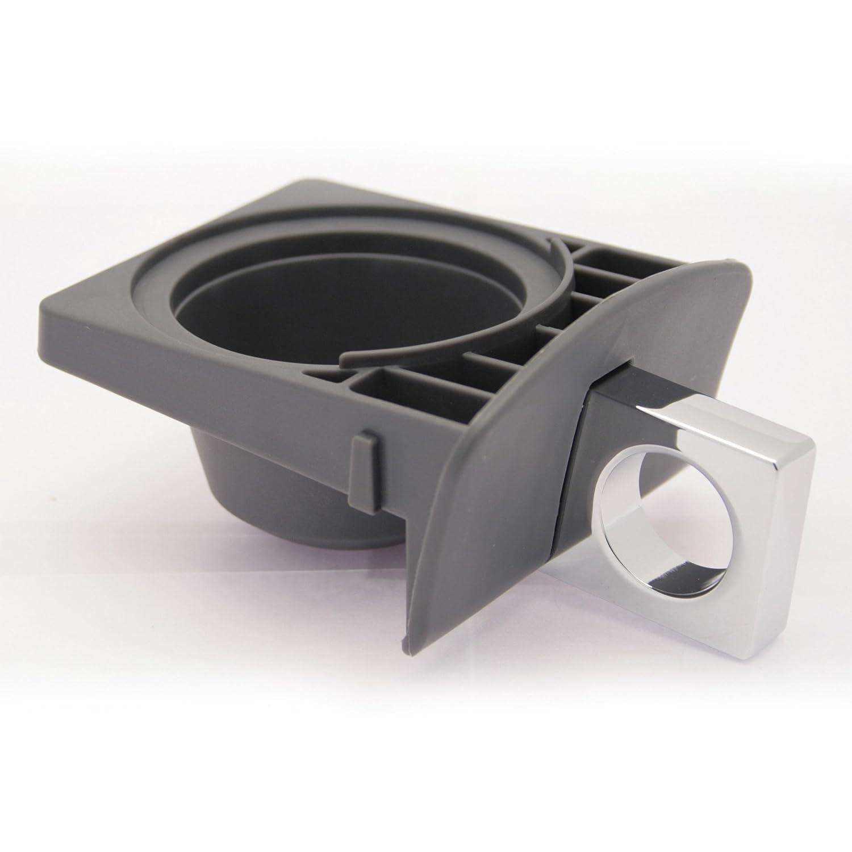 Krups Dolce Gusto Porta cápsulas MS-622571 para Circolo KP 5005, gris metálico