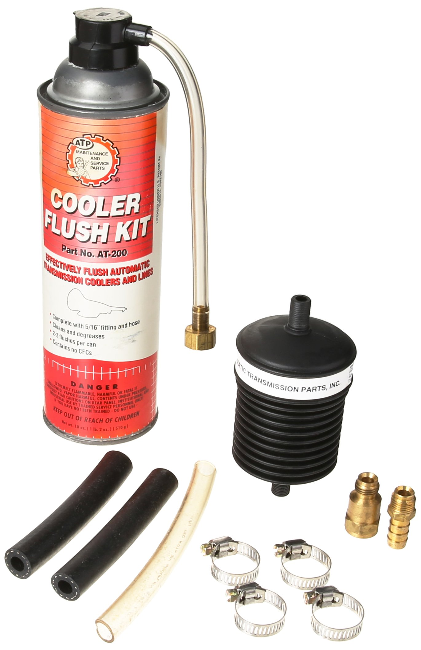 ATP ATS-200 Flush 'n' Filter kit by ATP Automotive
