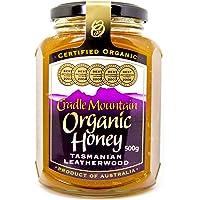 Organic Tasmania Leatherwood Honey (500g)