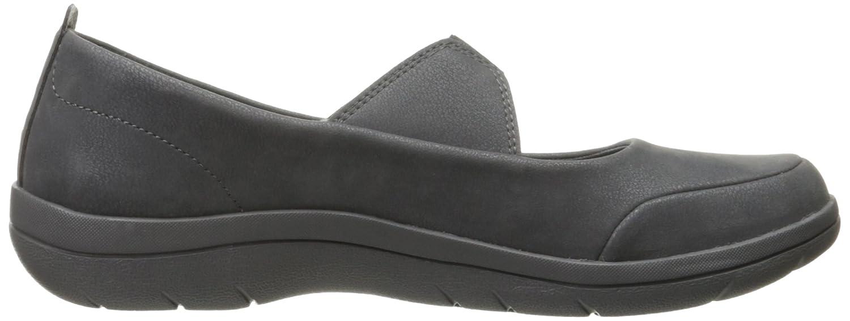 Skechers Women's Lite Step-Helium Mary Jane Flat B01M25ZAYZ 11 B(M) US|Charcoal