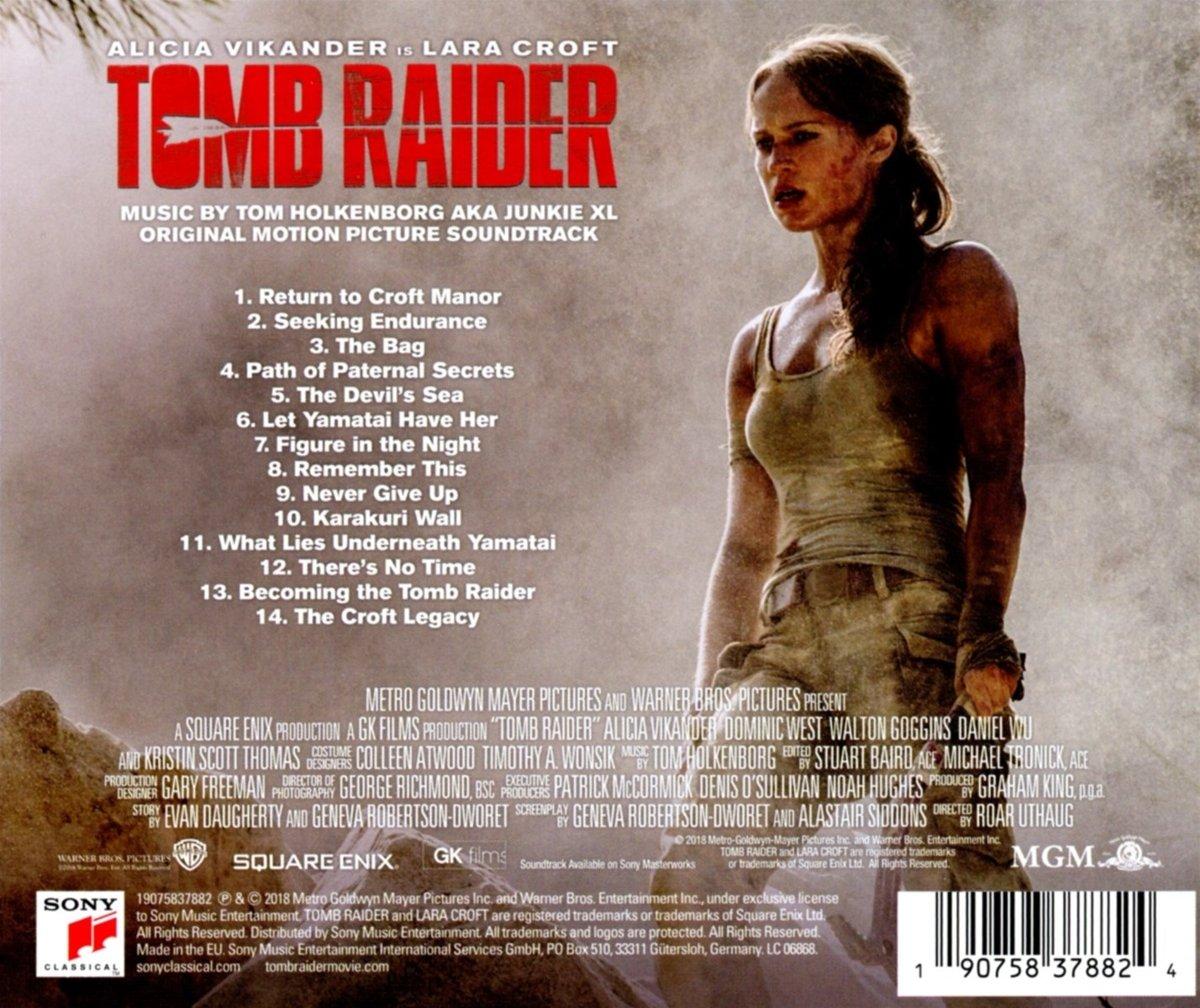 tomb raider 2018 film rating