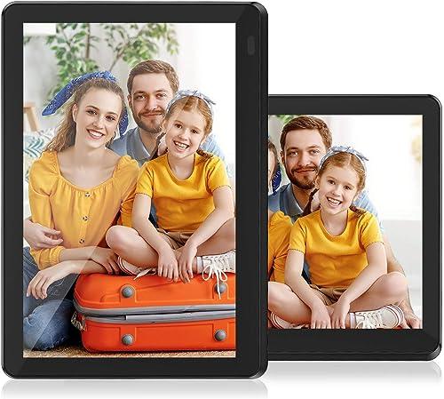 Atatat 8 Inch WiFi Digital Picture Frame