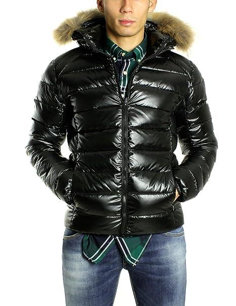 Jott Chaqueta Prestige Plumas Negro XL: Amazon.es: Ropa y ...