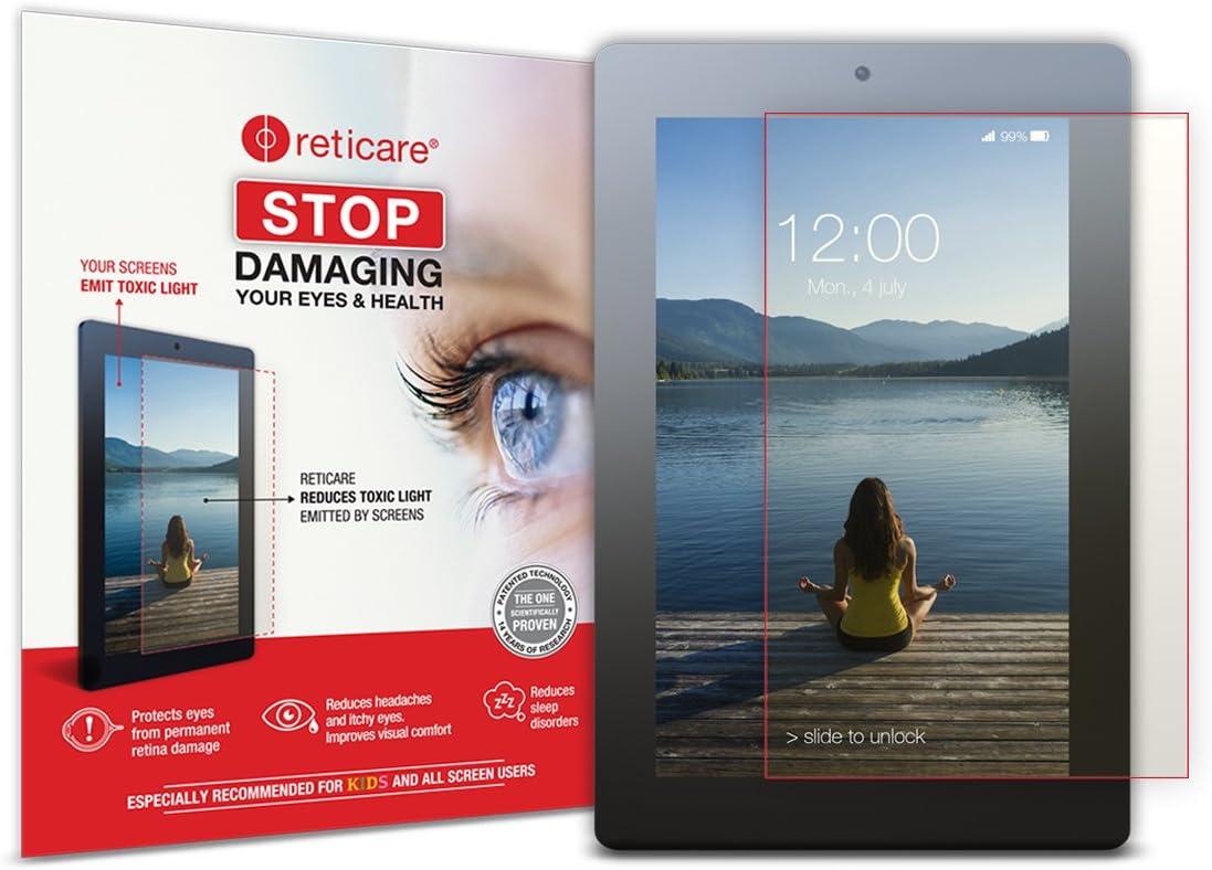 Reticare ojo & Protector de pantalla para tablet universal 7