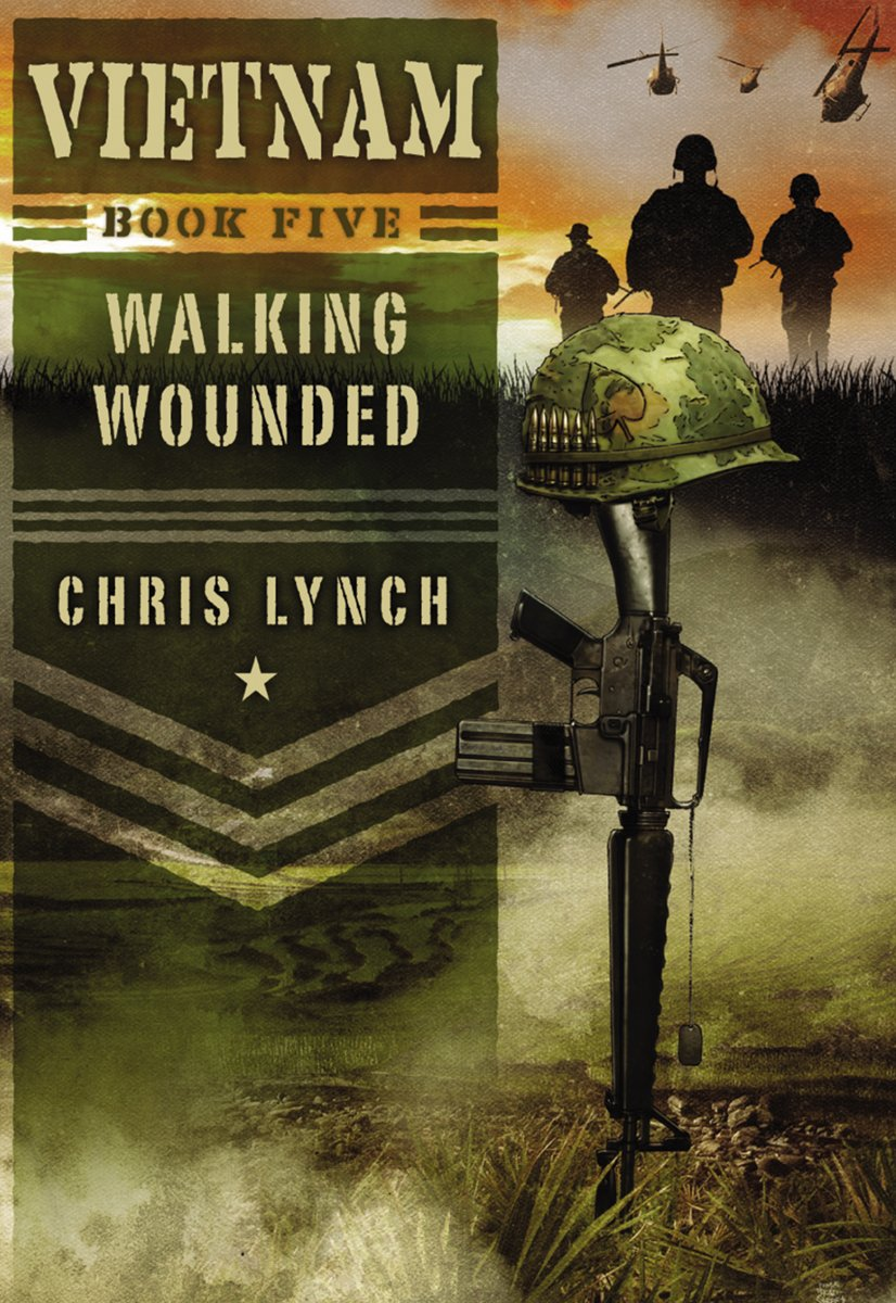 walking wounded book