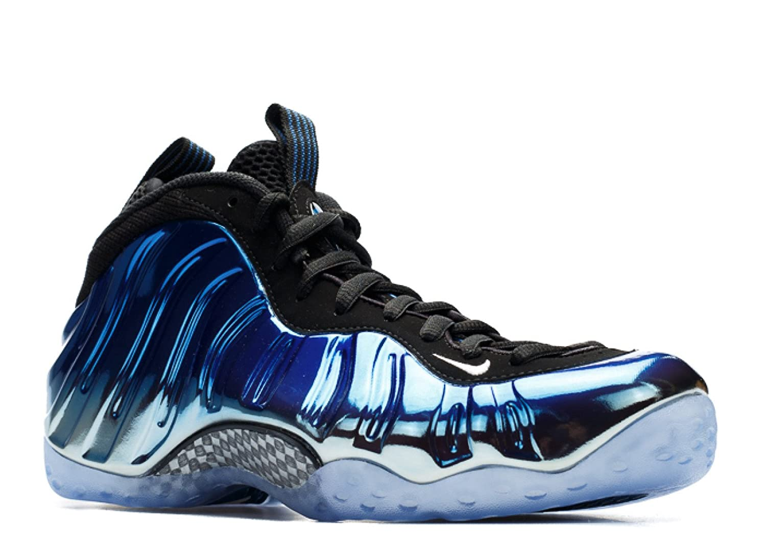 best deals on 36027 40ac6 Amazon.com | NIKE AIR Foamposite ONE PRM 'Blue Mirror' - 575420-008 - Size  12 | Basketball