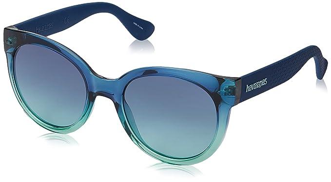 Havaianas Noronha/M Gafas de sol, Azul (DKGRNBLUE), 52 ...