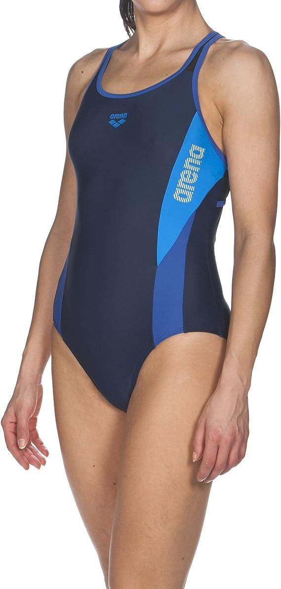 ARENA Damen Damen Sport Badeanzug Chameleon Badeanzug