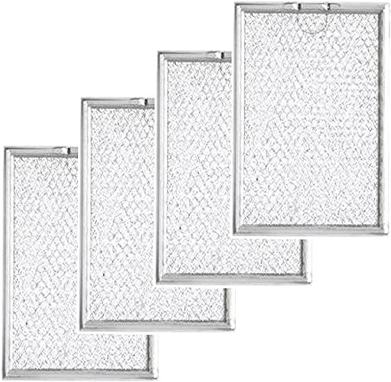 Amazon.com: Repuesto filtro antigrasa de microondas para GE ...