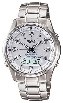 Lineage(リニエージ) [カシオ]CASIO 腕時計 LINEAGE リニエージ タフソーラー 電波時計 MULTIBAND 6 LCW-M100D-7AJF メンズ