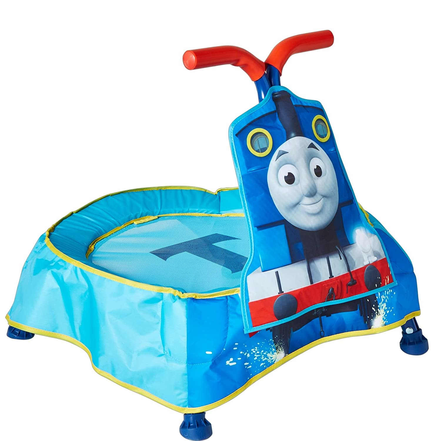 Worlds Apart Thomas the Tank Engine Indoor Childrens Toddler Trampoline by KidActive 303THT