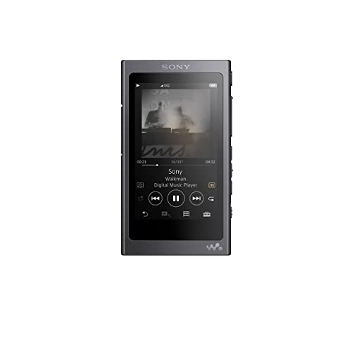 Sony NW-A45/B Walkman With Hi-Res Audio