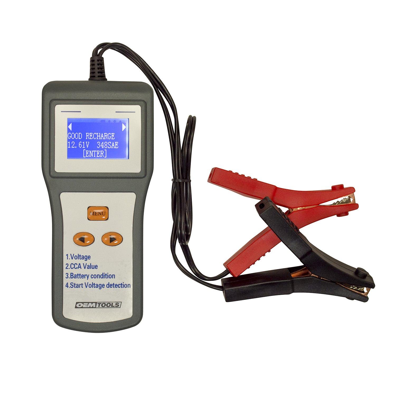 OEMTOOLS 24369 Digital Battery Analyzer