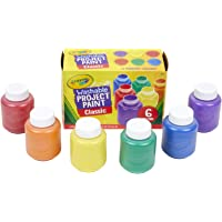 Deals on 6-Count Crayola Washable Kids Paint