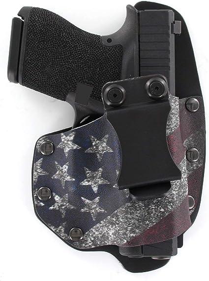 DIGITAL GRAY FLAG NT Hybrid IWB Holster for Glock Handguns