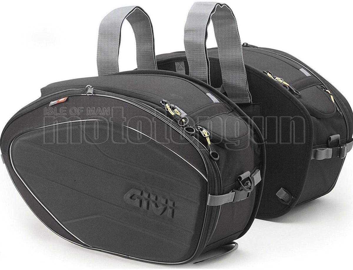 givi supports laterales sacoches ea100b compatible avec bmw r nine t 2019 19 2020 20