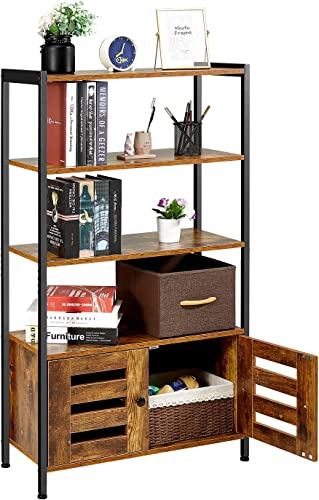Kealive Bookcase Modern Bookcase  - the best modern bookcase for the money
