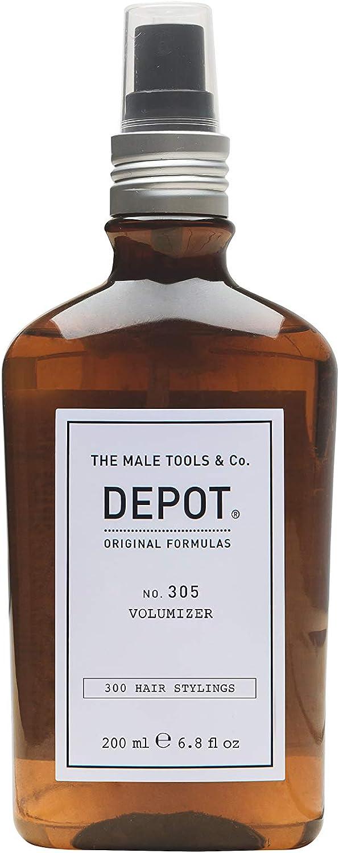 Depot N. 305. Volumizador en aerosol texturizante para peinado, 200ml