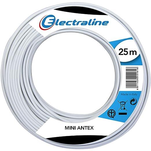 AUPROTEC Cavo unipolare 2,5 mm/² Filo elettrico ad anello Set 2 colori a 5m