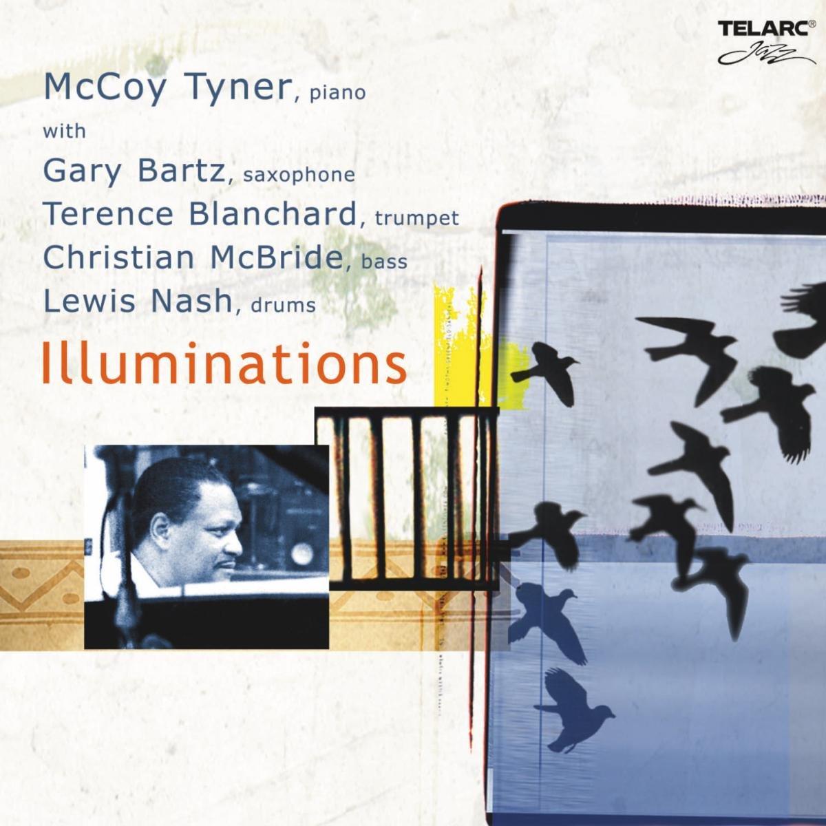 SACD : McCoy Tyner - Illuminations (Hybrid SACD)