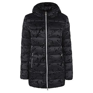Emporio Armani EA7 6ZTK04-TNL1Z-GIUBBOTTO Veste Femme M  Amazon.fr   Vêtements et accessoires f46cbc1c49b