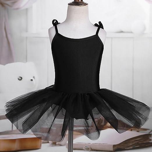 848be46b2 iiniim Girls Kids Camisole Ballet Dance Tutu Dress Ballerina Dancer ...