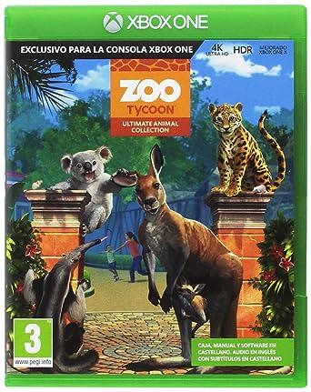 Zoo Tycoon: Ultimate Animal Collection: Amazon de: Games