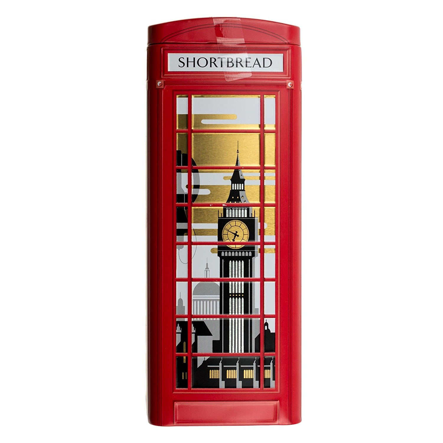 Marks & Spencer Shortbread in British Phonebox Tin 200g