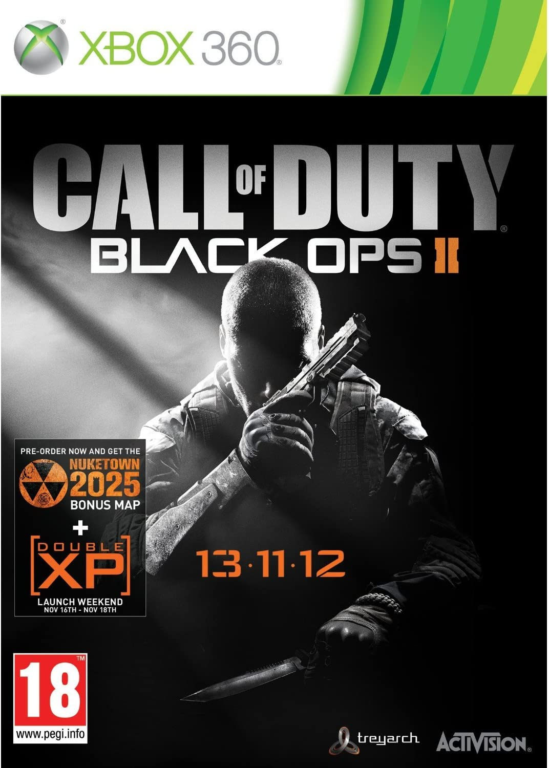 Activision Call of Duty Black Ops 2 - Juego (Xbox 360, FPS ...