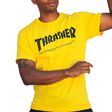 thrasher t shirt amazon