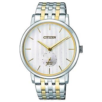 d0c6e5dcaf Citizen シチズン クォーツ BE9174-55A シルバー メンズ アナログ ビジネス クォーツ 海外出荷 Citizen