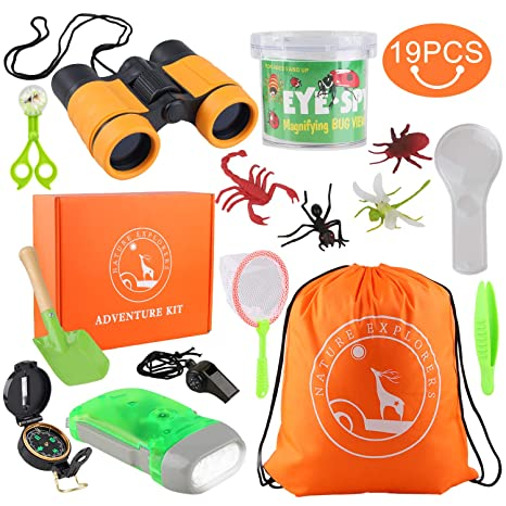 GTPHOM Outdoor Explorer Kit Gifts Toys