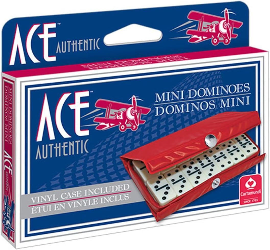 Cartamundi Ace Mini Dominoes